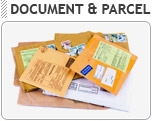 TNT Courier Documents and Parcels
